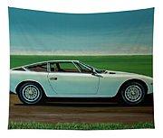 Maserati Khamsin 1974 Painting Tapestry
