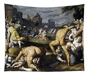 Massacre Of The Innocents Tapestry