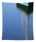 Mast Reflections Tapestry