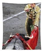 Matador El Juli Tapestry