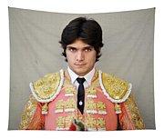 Matador Sebastian Castella V Tapestry