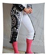 Matador's Legs Tapestry
