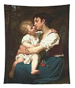 Maternal Love Tapestry