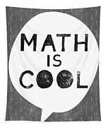 Math Is Cool- Art By Linda Woods Tapestry