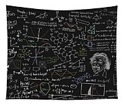 Maths Formula Tapestry