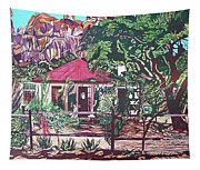 Matopo Rock Lodge Tapestry