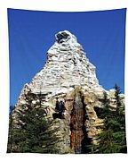 Matterhorn Disneyland Tapestry