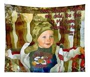 Matthew 18 5 Tapestry