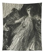 Maud Cassel Tapestry