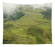 Maui Haleakala Crater Tapestry