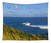 Maui, Jaws Landscape Tapestry