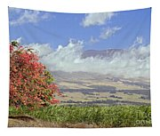 Maui Science City Tapestry