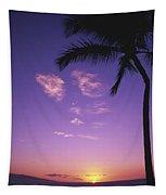 Maui, Wailea, Sunset Tapestry