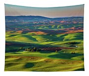 May On The Palouse  Tapestry