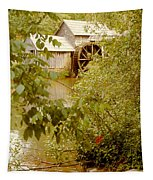 Mabry Mill 3 Tapestry