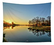 Maynes Grove Spring Rise Tapestry