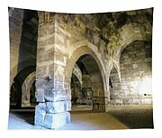 Maze Of Arches Tapestry