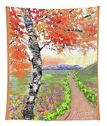 Mccall Splendor Tapestry
