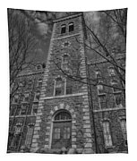 Mcgraw Hall - Bw Tapestry