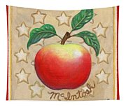 Mcintosh Apple Two Tapestry