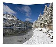 Mcleod Lake Tapestry