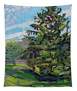 Mcmichael Spruce Tapestry