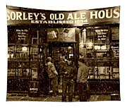 Mcsorley's Old Ale House Tapestry