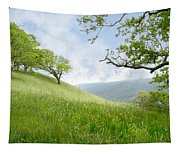 Meadow View Spring Tapestry
