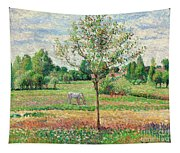 Meadow With Grey Horse, Eragny Tapestry