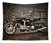 Mean Machine Tapestry