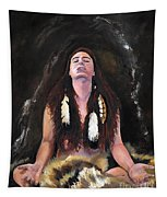 Medicine Woman Tapestry