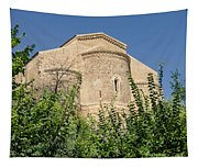 Medieval Abbey - Fossacesia - Italy 7 Tapestry