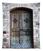 Medieval Door Tapestry