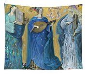Meditations On The Holy Trinity  After The Music Of Olivier Messiaen, Tapestry