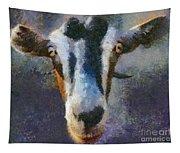 Mediterranean Goat Tapestry