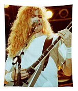 Megadeath 93-dave-0363 Tapestry