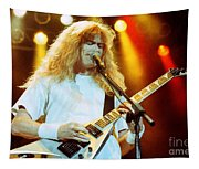 Megadeath 93-dave-0366 Tapestry
