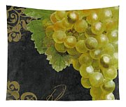 Melange Green Grapes Tapestry