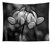 Mellow Yellow - Paint Bw Tapestry
