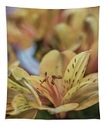 Mellow Yellow Tapestry