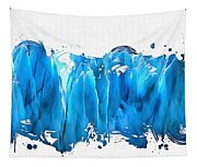 Melting Glaciers Tapestry