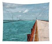 Memories Of The Overseas Railroad Tapestry