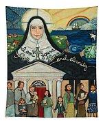 Mercy Foundress Catherine Mcauley Tapestry