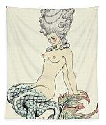 Mermaid, From Les Liaisons Dangereuses  Tapestry