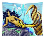 Mermaid Tapestry