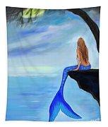 Mermaids Lovely Oasis Tapestry