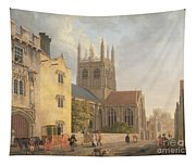 Merton College - Oxford Tapestry