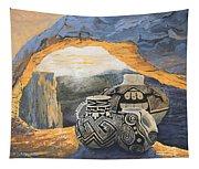 Mesa Arch Magic Tapestry