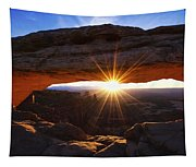Mesa Sunrise Tapestry