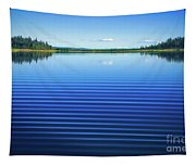 Mesmerizing Ripples Tapestry